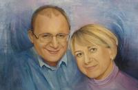Олеся Married couple Portrait
