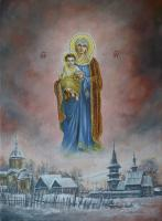 Oleg Voronin Holy Motherland Religion